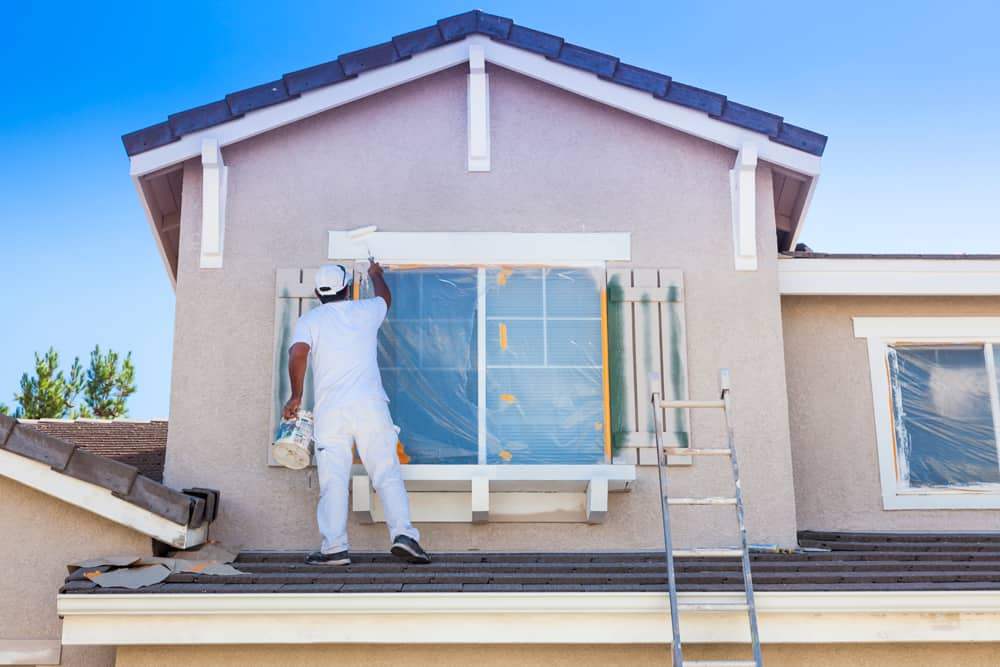 srq painting house exterior